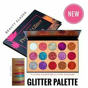 NEW 15 Glitter Shades eye shadow